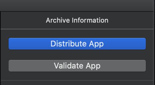 Distribute Option